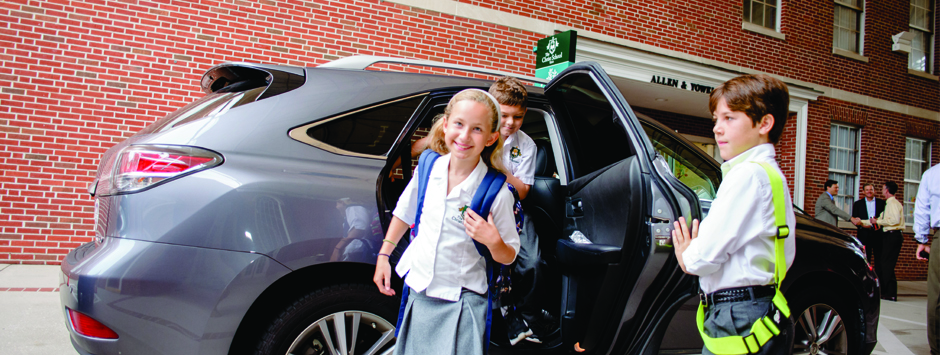 Carpool | The Christ School