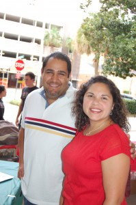Jose and Heidi Arias