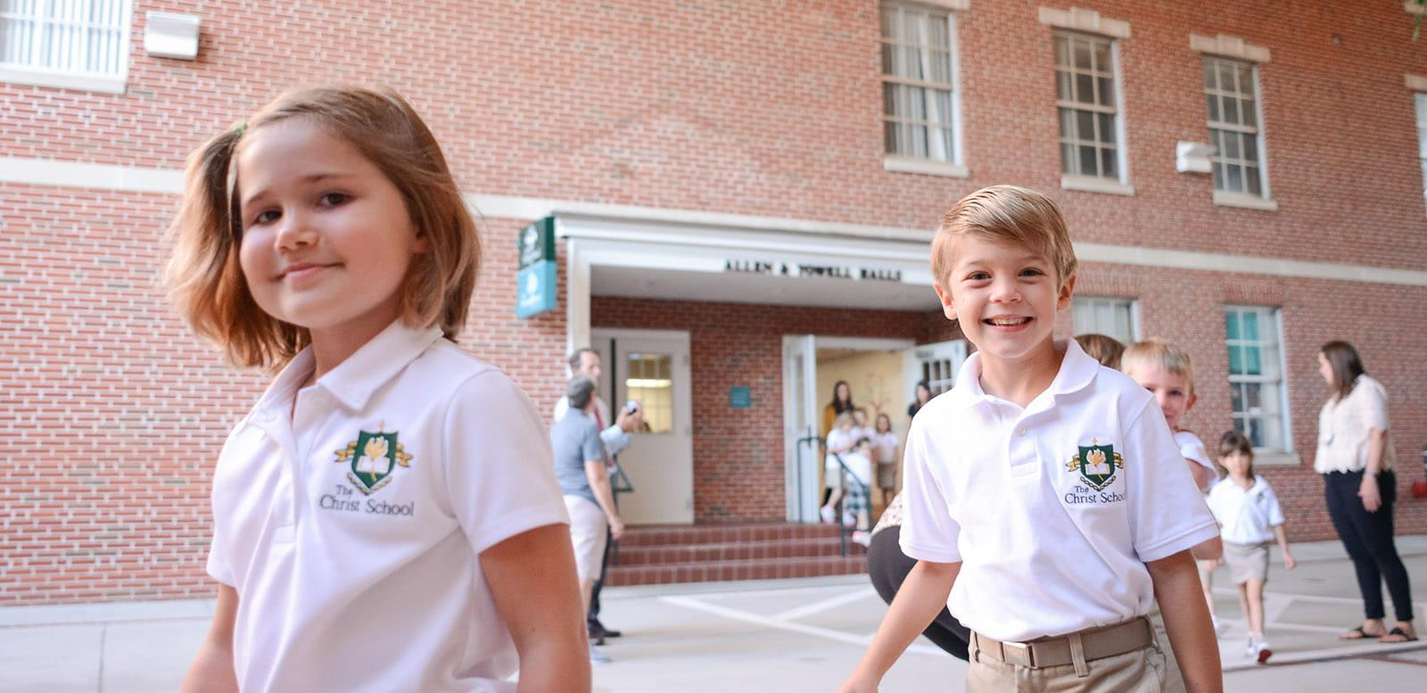 Private School Dress Code | The Christ School
